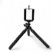 حامل ثلاثي مع قاعدة قابل للتعديل من اوزون لجميع الهواتف والكاميرات الصغيرة
