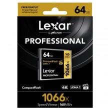 ذاكرة للكاميرات الاحترافية كومباكت ميموري حجم 128 جيجا بايت 128GB VPG-65