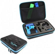 حقيبة متوسطة لكاميرات جوبرو مقاومة للماء من شركة تيلسن