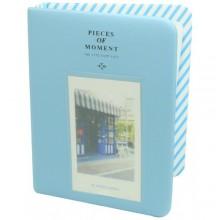 ألبوم فوجي ميني الفورية - لون ازرق