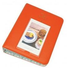 ألبوم لصور فوجي ميني الفورية - برتقالي