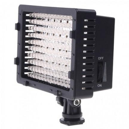 اضاءة تصوير للكاميرات  LED 160