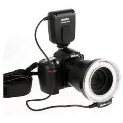 اضاءة ماكرو رينق فلاش للكاميرات FC-100
