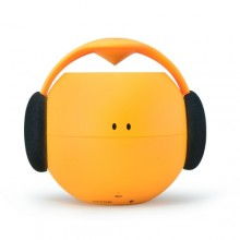 YOYO Bluetooth Speakers Yellow