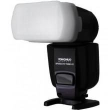 فلاش خارجي يونقنو الاصدار الثالث مع مشتت اضاءة Yongnuo YN560 III With Flash Diffuser