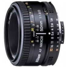 عدسة نيكون نيكور 50mm ، f/1.8D لكاميرات نيكون