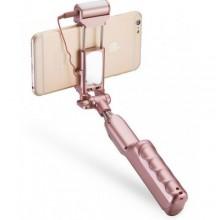 عصا سيلفي احادية الساق توضع بالجيب 3 في 1 تصوير طوال اليوم بتصميم يوضع في الجيب للهواتف الذكية