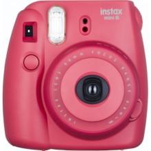 فوجي فيلم Instax ميني 8، كاميرا فورية، احمر