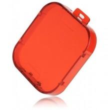 فلتر لون احمر لكاميرات جوبرو 3 بلس و جوبرو 4