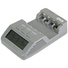 Opus BT- C700 4 Slots Intelligent AA AAA Battery Charger For NiCd NiMH Battery