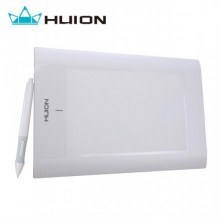 Huion Art Graphics Drawing Tablet with 4000LPI Cordless Digital Pen - White [GC1405]