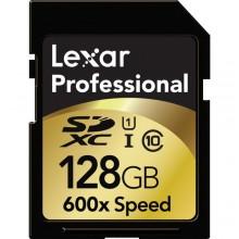 Lexar 128GB SDHC