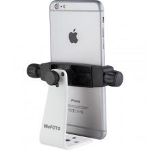 MeFOTO SideKick360 Smartphone Tripod Adapter White