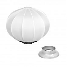 Jinbei Quick Ball Softbox 65cm Folding Softball Diffuser