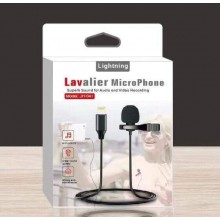 JH041 Lavalier Lightning microphone for Iphone