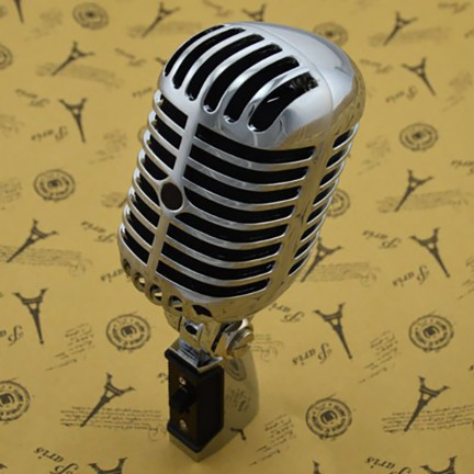 Professional Wired Vintage Classic Microphone