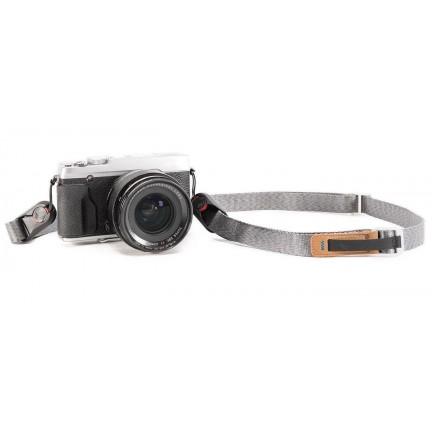 Peak Design Leash Ash Grey Camera Quick Connecting Strap L-AS-3