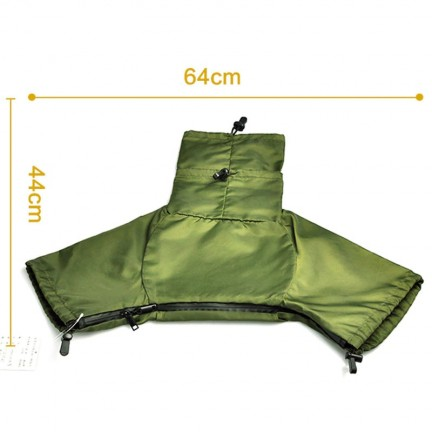 Waterproof Coat Protector for DSLR Camera Rain Coat Cover