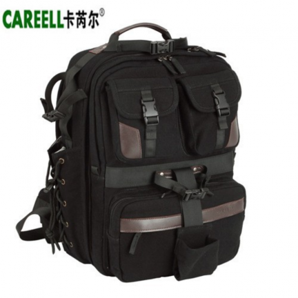 CAREELL Canvas Digital Large DSLR Camera Bag