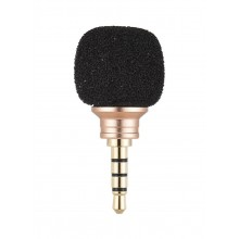 Andoer EY-610A Cellphone Smartphone Portable Mini Omni-Directional Mic E2F9
