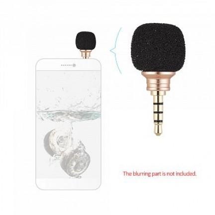 Andoer EY-610A Cellphone Smartphone Portable Mini Omni-Directional Mic E2F9