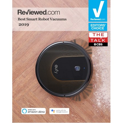 Eufy Robovac 30c Wi-Fi Connected Robotic Vacuum Cleaner