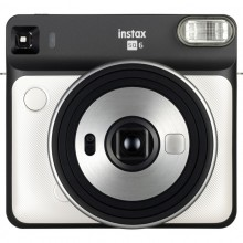 Fujifilm Fuji Instax SQ6 Instant Film Camera Pearl White