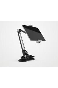 LD-202C Aluminium tablet stand verstelbare met zwart-wit voor tablet en pad