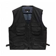 Photography Vests Dark Grey, Size XL