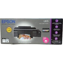 Epson L805 InkJet Photo A4 Wireless Printer with CIS Tank