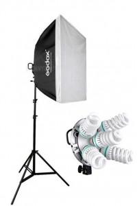 1x Godox TL-5 E27 5 Socket Light Holder