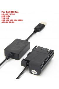 LP-E6 Power Supply Kit