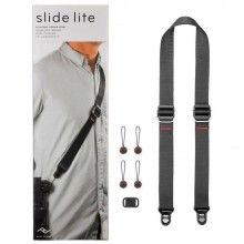 Peak Design Slide Lite Camera Strap -Black
