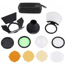 Godox AK-R1 Accessories Kit Honeycomb Snoot Diffuser and Filters