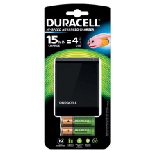 Duracell chargeur Hi-Speed Advanced Charger