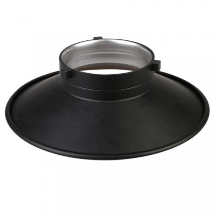 120 Degree Wide Angle Bowens Mount Reflector