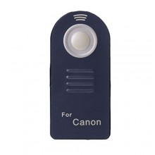 RC-5 Shutter Release Wireless IR Command Remote Control For Canon Camera