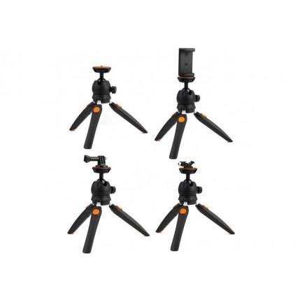 Phottix MT3 Mini Tripod 5 in 1 Kit Set