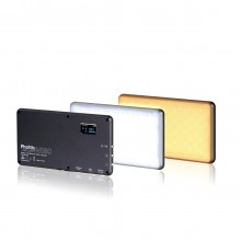 Phottix M180 Bicolor LED Panel and Power Bank (Black)