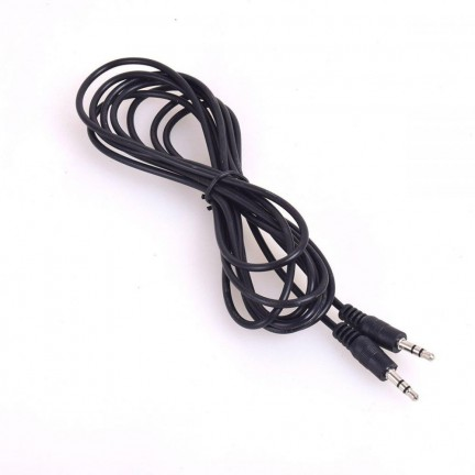 3.5mm Audio Jack Male to Male Audio Cable 1.5 Meter