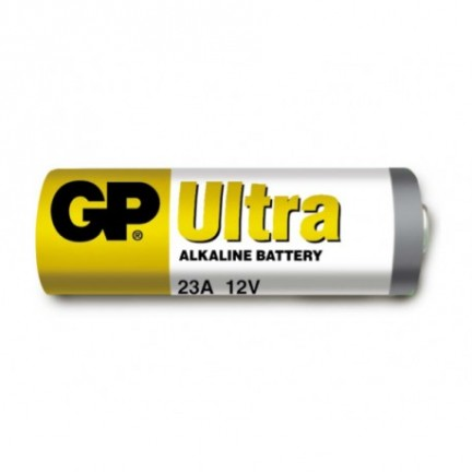 GP HIGH VOLTAGE 23A BATTERY 12V