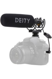 Deity Microphones V-Mic D3 Pro Camera-Mount Shotgun Microphone