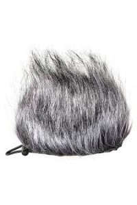 Microphone MIC Muff Fur Windshield Cover