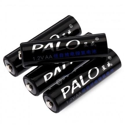 PALO AA Batteries NI-MH 3000Mah 1.2V AA Rechargeable Batteries