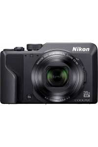 Nikon COOLPIX A1000 Digital Camera (Black
