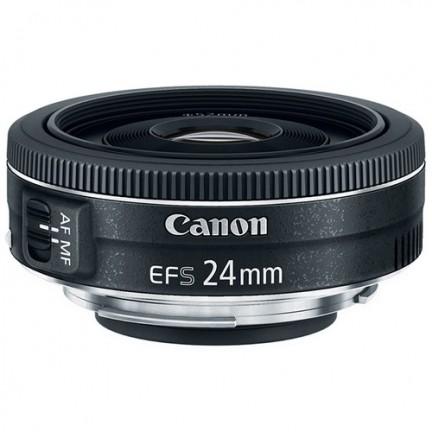 Canon 24mm f/2.8 STM EF-S Lens