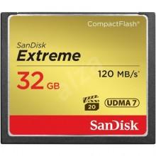 SanDisk Extreme UDMA (32GB) CompactFlash Memory Card
