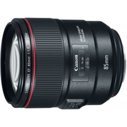 Canon EF 85mm f/1.4L IS USM Lens
