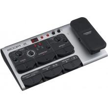 zoom V6 Vocal Processor & microphone