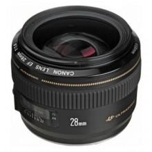 Canon EF 28mm f/1.8 USM Wide Angle Lens